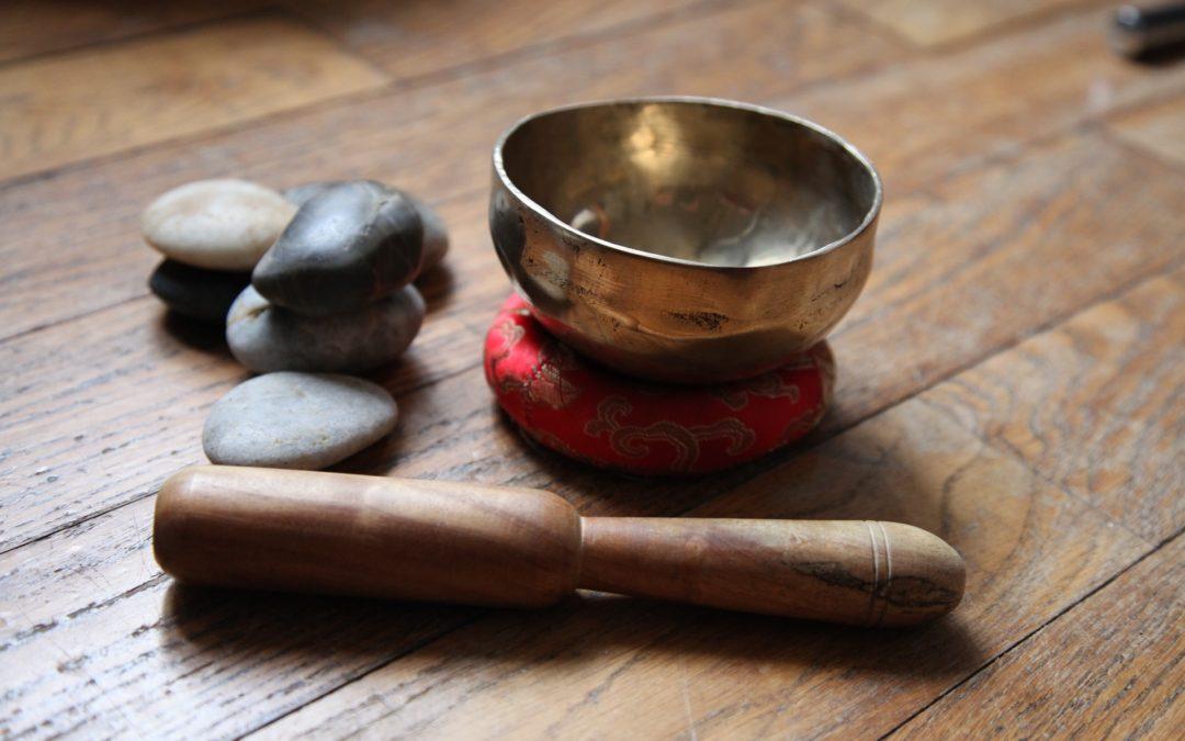 Méditation et tensions physiques
